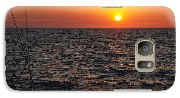 Galaxy Case featuring the photograph Living The Life by Robert Margetts