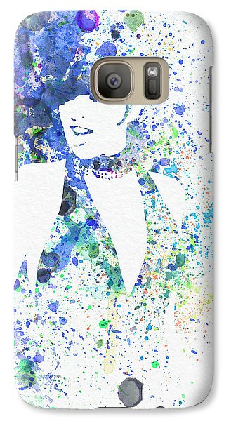 Liza Minnelli Cabaret Galaxy S7 Case by Naxart Studio