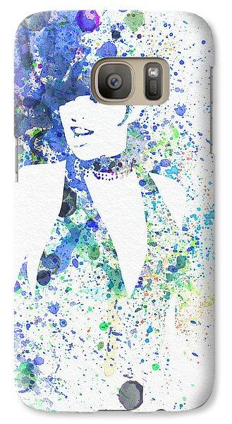 Liza Minnelli Cabaret Galaxy S7 Case by Naxart Studio