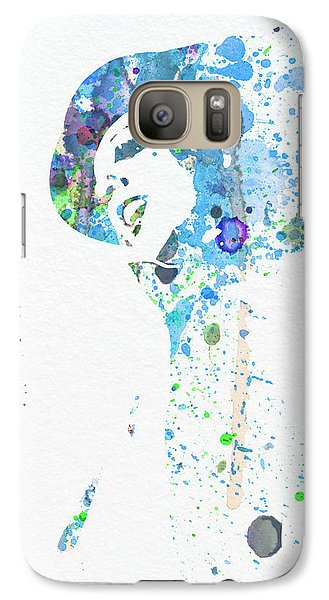 Liza Minnelli Galaxy S7 Case by Naxart Studio