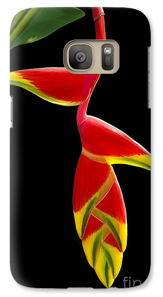 Galaxy Case featuring the painting Lobster Claw by Rand Herron
