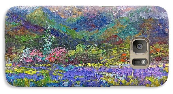 Local Color Galaxy S7 Case