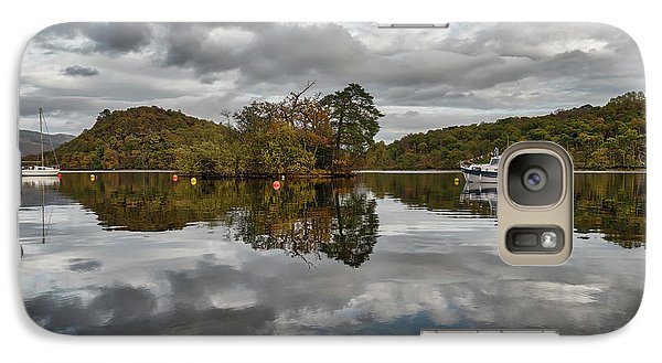Loch Lomond At Aldochlay Galaxy S7 Case