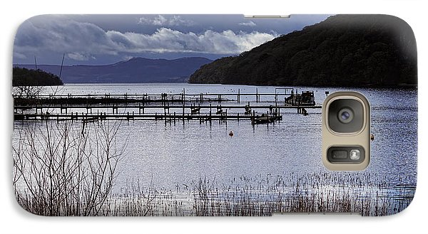 Galaxy Case featuring the photograph Loch Lomond by Jeremy Lavender Photography