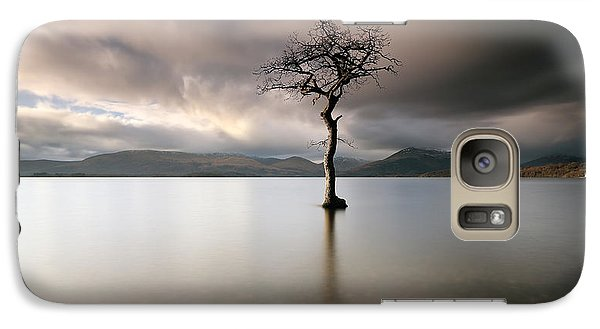 Loch Lomond Lone Tree Galaxy S7 Case