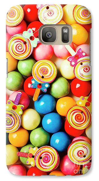 Lolly Shop Pops Galaxy S7 Case