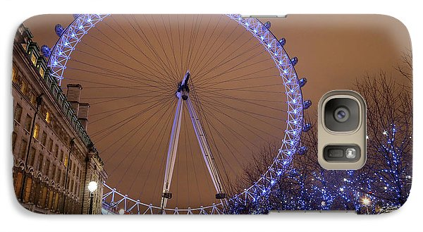 Galaxy Case featuring the photograph Big Wheel by David Chandler