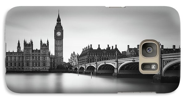 London, Westminster Bridge Galaxy S7 Case by Ivo Kerssemakers