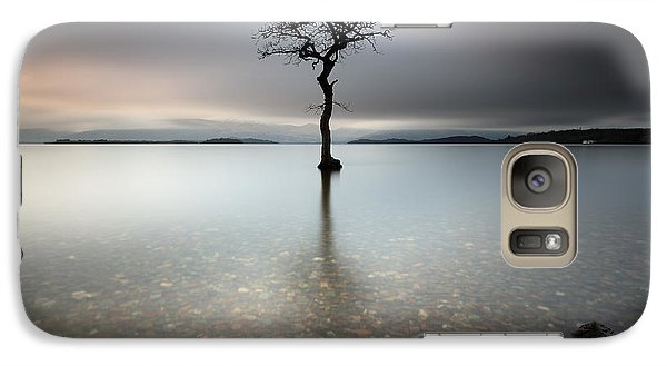 Lone Tree Loch Lomond Galaxy S7 Case