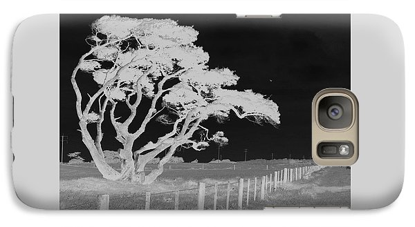 Lone Tree, West Coast Galaxy S7 Case