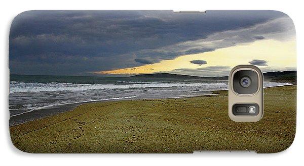 Lonely Beach Galaxy S7 Case