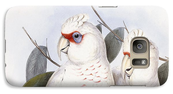 Long-billed Cockatoo Galaxy S7 Case