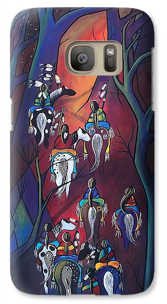 Long Journey Home Galaxy S7 Case