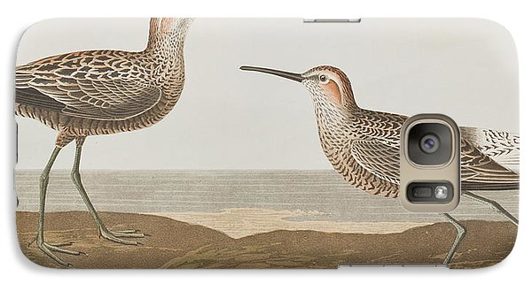 Long-legged Sandpiper Galaxy S7 Case