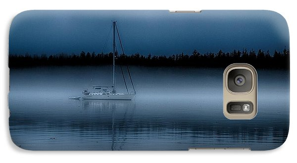 Galaxy Case featuring the photograph Long Ways From Nowhere by Rob Wilson