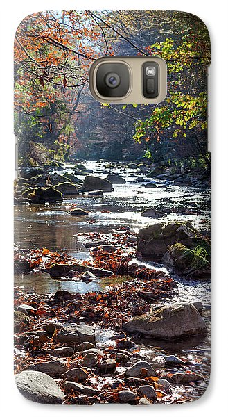 Galaxy Case featuring the photograph Longing For Home by Karen Wiles