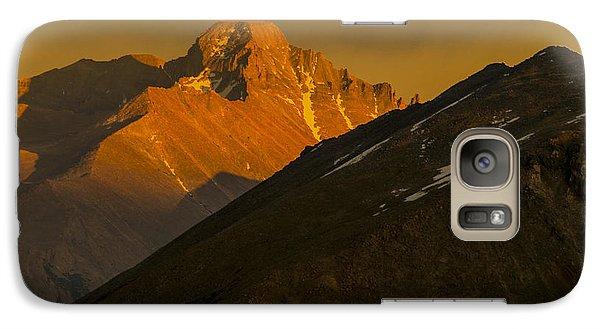 Long's Peak Galaxy S7 Case