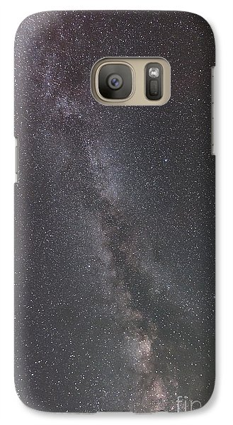 Galaxy Case featuring the photograph Look To The Heavens by Sandra Bronstein