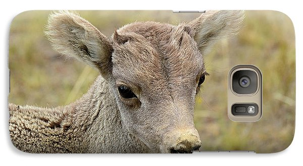 Galaxy Case featuring the photograph Looking At You Kid by Bruce Gourley