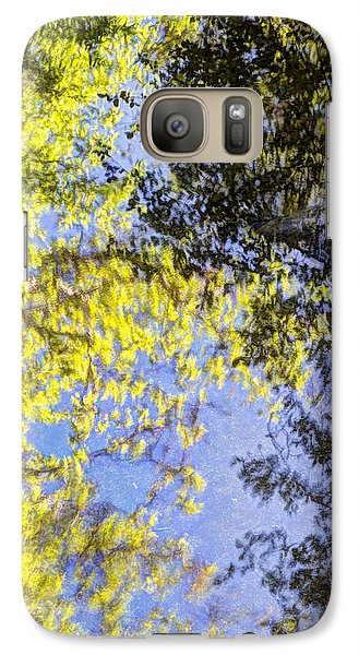 Galaxy Case featuring the photograph Looking Up Or Down by Heidi Smith
