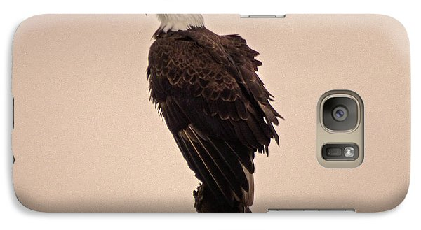 Galaxy Case featuring the photograph Looks Like Reign by Robert Geary