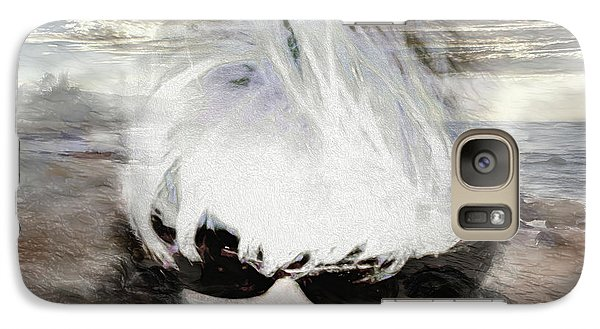 Galaxy Case featuring the photograph Lost In Thought by Pennie  McCracken