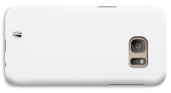Galaxy Case featuring the photograph Lost by Keith Elliott
