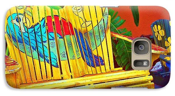 Banana Galaxy S7 Case - Lost Shaker Of Salt 2 by Debbi Granruth