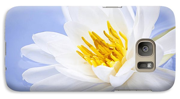 Lotus Flower Galaxy S7 Case by Elena Elisseeva