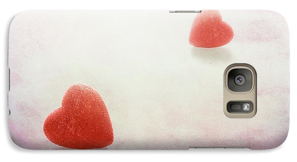 Galaxy Case featuring the photograph Love At First Sight by Tom Mc Nemar