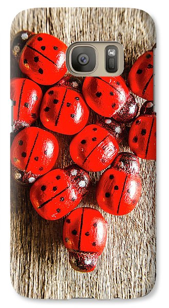 Love Bug Galaxy S7 Case