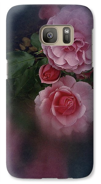 Galaxy Case featuring the photograph Love Is All You Need by Richard Cummings
