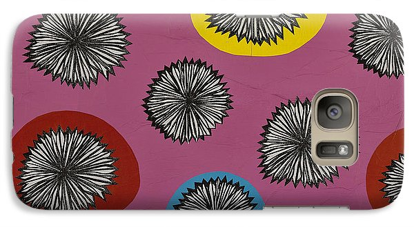 Galaxy Case featuring the mixed media Love Multiplied by Gloria Rothrock