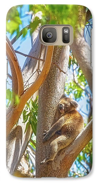 Galaxy Case featuring the photograph Love My Tree, Yanchep National Park by Dave Catley