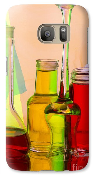 Galaxy Case featuring the photograph Love Potion Number 9 by Elena Nosyreva