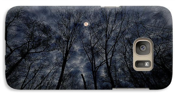 Galaxy Case featuring the photograph Lovely Dark And Deep by Robert Geary