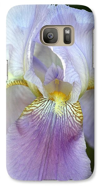 Galaxy Case featuring the photograph Lovely In Lavender by Sheila Brown