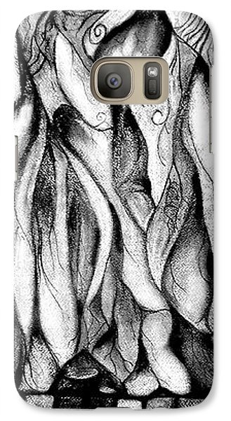 Loves Pedestal Galaxy S7 Case