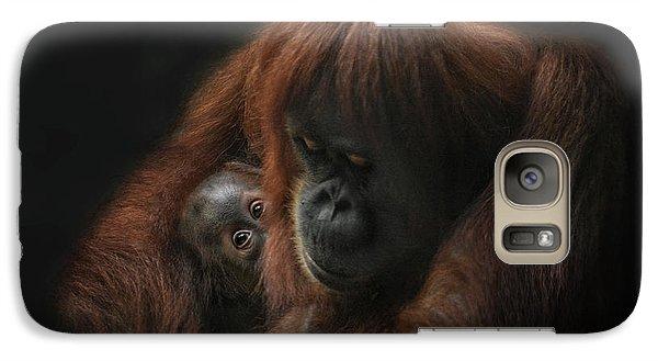 loving her Baby Galaxy S7 Case