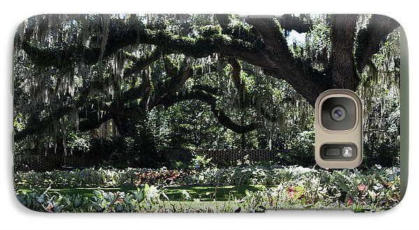 Galaxy Case featuring the photograph Low Country Series I by Suzanne Gaff