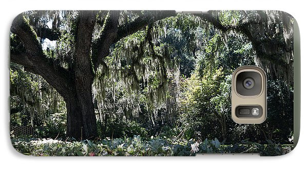 Galaxy Case featuring the photograph Low Country Series II by Suzanne Gaff