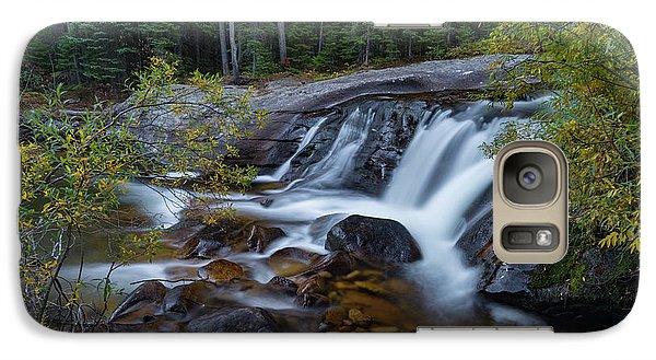 Lower Copeland Falls Galaxy S7 Case by Gary Lengyel