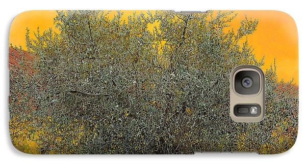 L'ulivo Tra Le Vigne Galaxy S7 Case