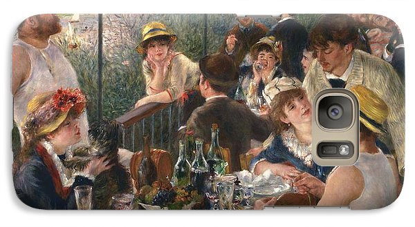 Luncheon Of The Boating Party By Renoir Galaxy S7 Case