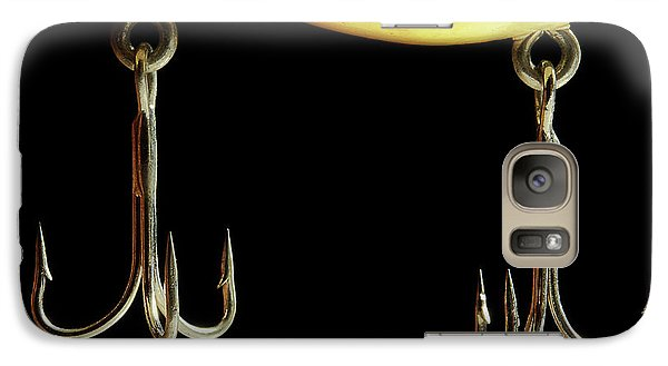 Galaxy Case featuring the photograph Lure by Mike Eingle