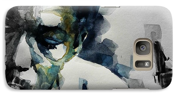 Saxophone Galaxy S7 Case - Lush Life  John Coltrane  by Paul Lovering
