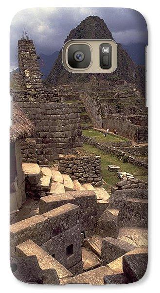Machu Picchu Galaxy S7 Case