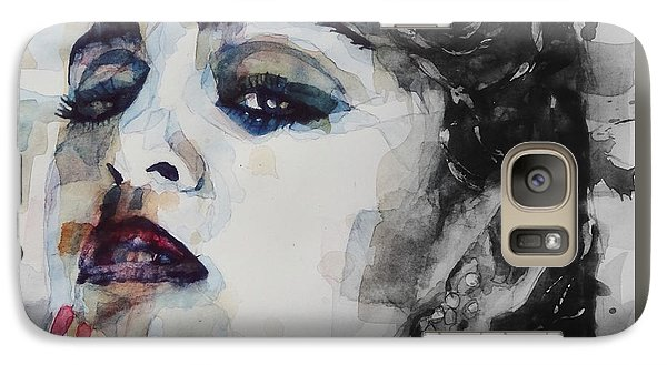 Galaxy Case featuring the mixed media Madonna  Like A Prayer by Paul Lovering