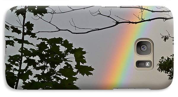 Galaxy S7 Case featuring the photograph Magical Colours by Claire Bull