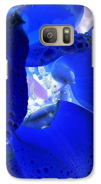 Galaxy S7 Case - Magical Flower I by Orphelia Aristal